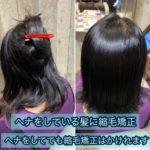 ヘナをしている髪に縮毛矯正は出来る?ヘナ毛への髪質改善縮毛矯正の施術例。自由が丘、田園調布、奥沢、九品仏エリアのヘナ取り扱いサロンtecco.