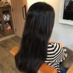強めのくせも柔らかく伸ばす【髪質改善縮毛矯正】柔らかくくせを伸ばしたい方は自由が丘の髪質改善美容師にお任せください。