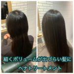ヘナで髪質改善。白髪染め目的ではなくハリコシを出すためのヘナトリートメント。自由が丘ヘナ髪質改善特化サロンtecco.