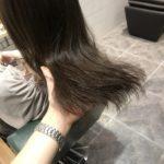 髪質改善縮毛矯正で根元のくせとパーマをストレートに!自由が丘、奥沢の髪質改善特化サロンtecco.におまかせください!!