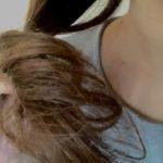 【くせはないけどダメージで髪が広がってしまう。そんな方には髪質改善トリートメントオススメします】縮毛矯正はかけずにトリートメントで髪質改善。自由が丘髪質改善美容師オススメメニュー