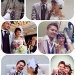 今日は結婚記念日みたいです・・・・・・